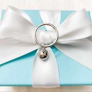 Tiffany & Co. Paloma Picasso Campanitas Bell Ring
